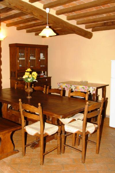 Sala da pranzo Affitto Casa 79432 Cortona
