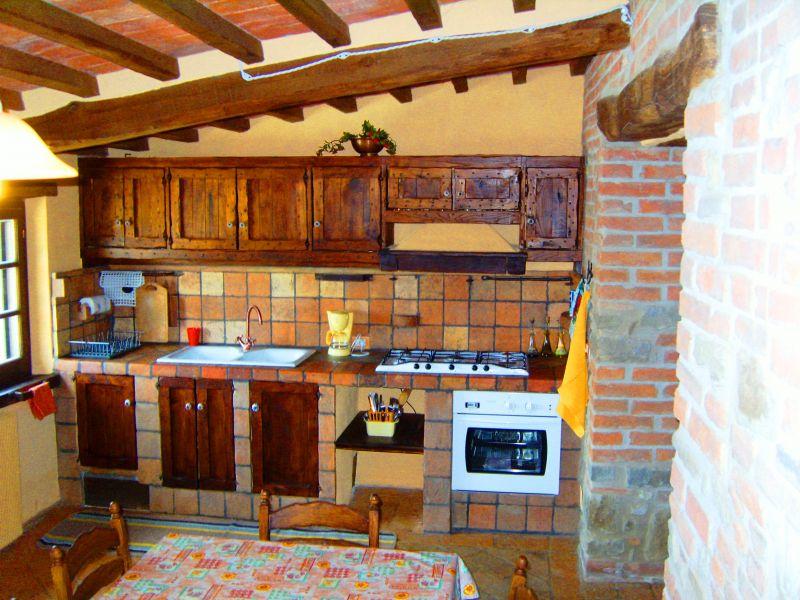 Cucina separata Affitto Casa 79432 Cortona