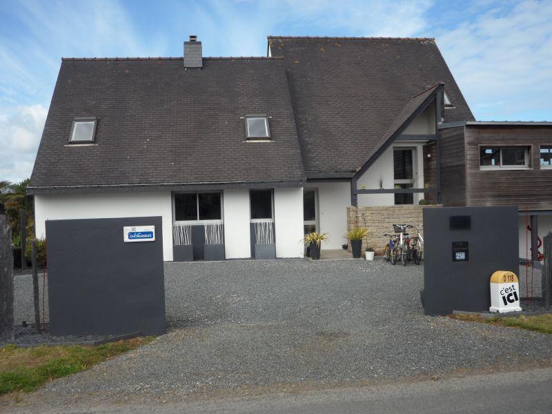 Vista esterna della casa vacanze Affitto Villa  82006 Roscoff