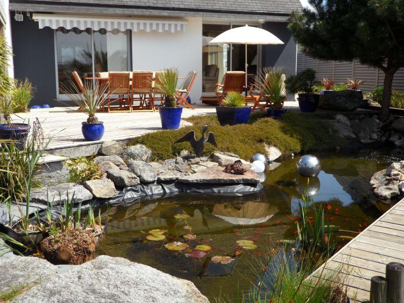 Terrazzo 1 Affitto Villa  82006 Roscoff