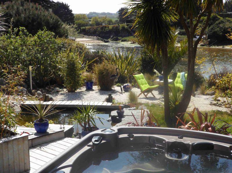 Giardino Affitto Villa  82006 Roscoff