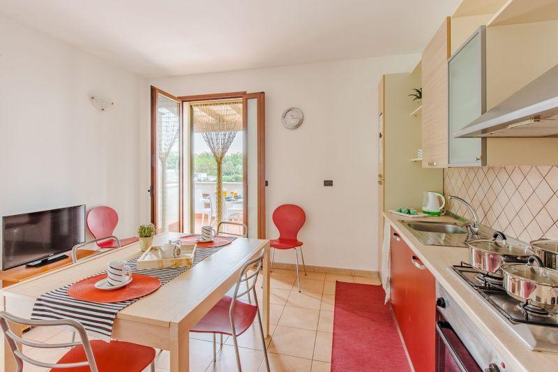Cucina separata Affitto Appartamento 86791 Ostuni