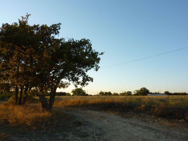 Vista dalla casa vacanze Affitto Agriturismo 86894 Sainte-Croix-du-Verdon