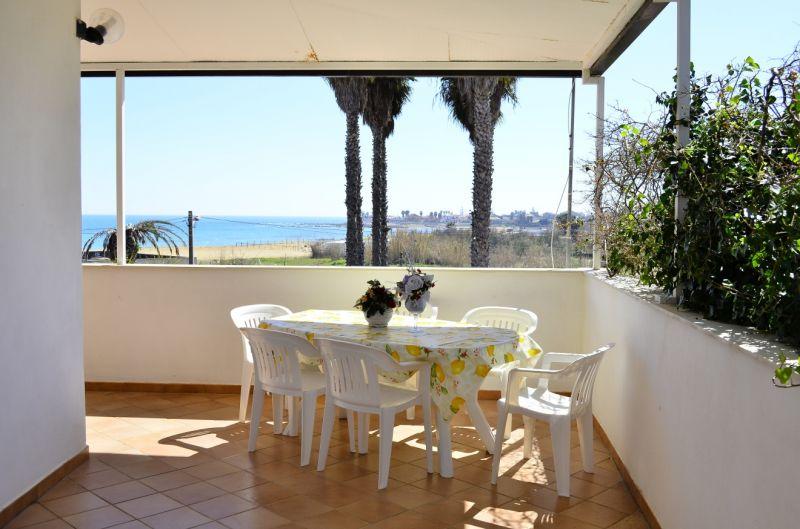 Vista dalla casa vacanze Affitto Casa 88860 Avola