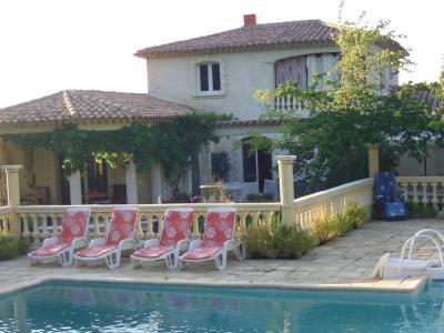 Vista esterna della casa vacanze Affitto Villa  88943 Saint Maximin la Sainte Baume