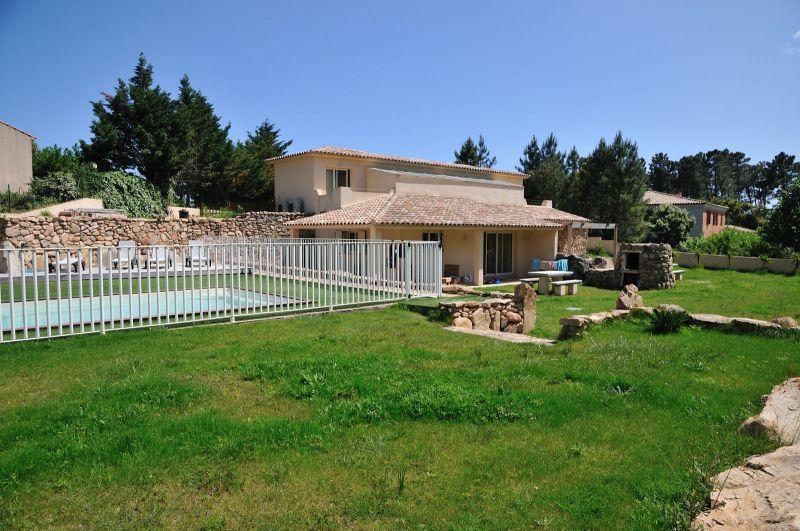 Giardino Affitto Villa  92380 Porto Vecchio