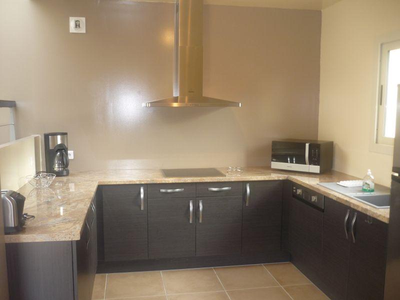 Cucina all'americana 2 Affitto Villa  92380 Porto Vecchio
