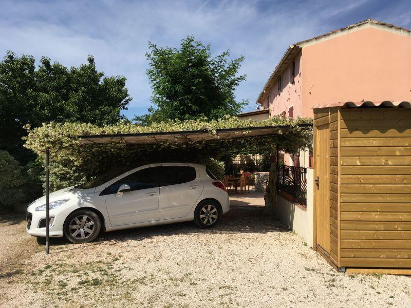 Vista esterna della casa vacanze Affitto Casa 95188 Sanary
