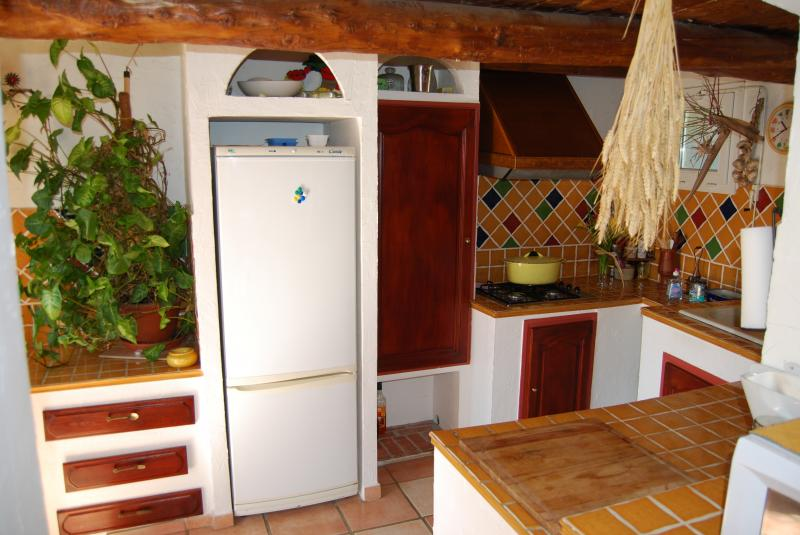 Cucina separata Affitto Casa 95188 Sanary