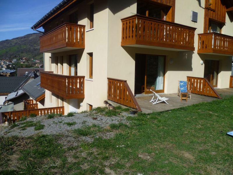 Terrazzo Affitto Appartamento 97230 Valloire