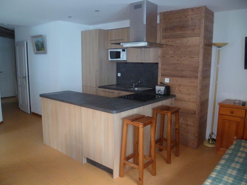 Angolo cottura Affitto Appartamento 97230 Valloire