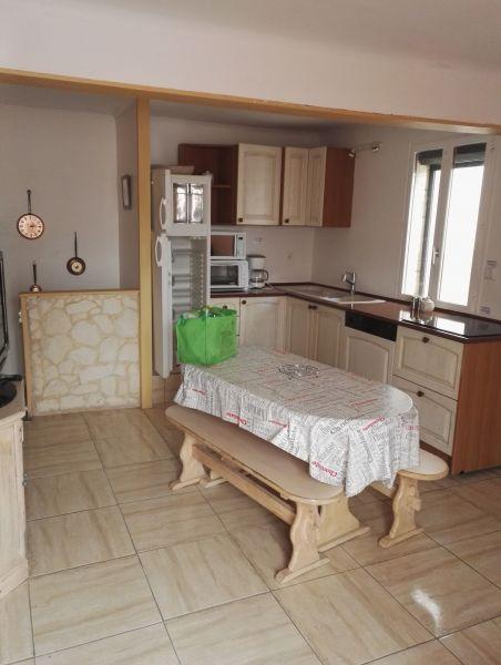 Cucina all'americana Affitto Appartamento 98785 Sérignan