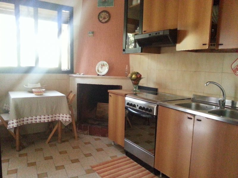 Cucina separata Affitto Appartamento 99560 Santa Maria di Leuca