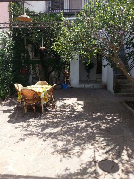 Cortile Affitto Appartamento 99560 Santa Maria di Leuca