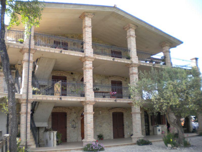 Vista dalla casa vacanze Affitto Appartamento 105816 San Vito Chietino