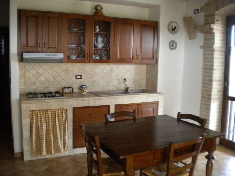 Angolo cottura Affitto Appartamento 105816 San Vito Chietino