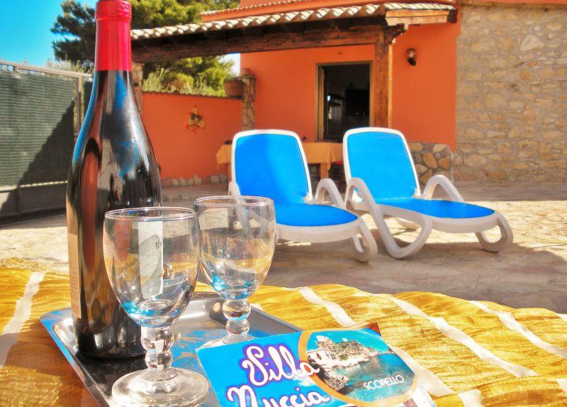 Vista esterna della casa vacanze Affitto Appartamento 106382 Castellammare del Golfo