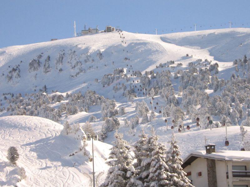 Vista dalla casa vacanze Affitto Appartamento 107456 Chamrousse