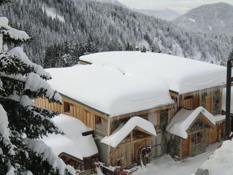 Vista esterna della casa vacanze Affitto Appartamento 107456 Chamrousse