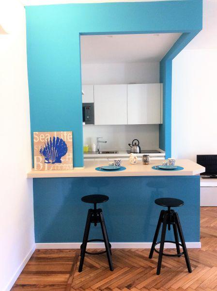 Cucina all'americana Affitto Appartamento 107965 Sanremo