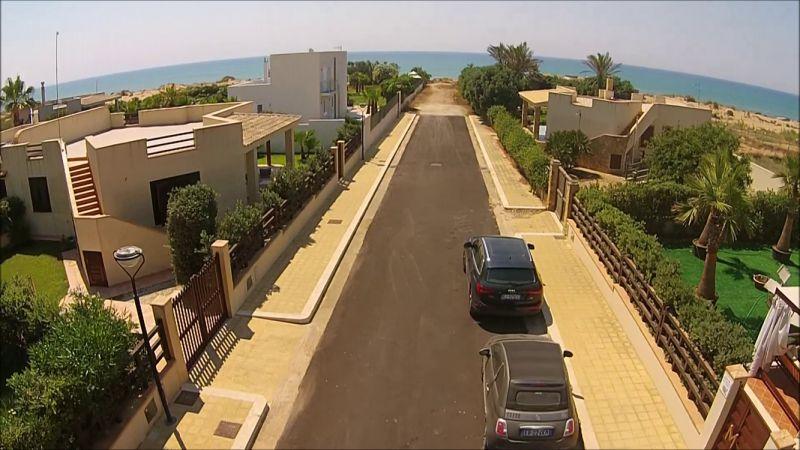 Vista dalla casa vacanze Affitto Appartamento 107968 Tre Fontane