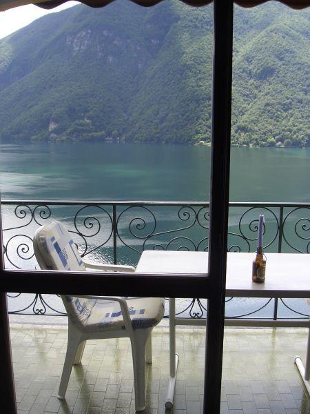 Vista dal terrazzo Affitto Appartamento 108030 Como