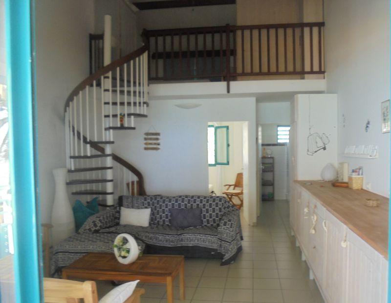 Salotto Affitto Appartamento 108495 Sainte Anne (Guadalupa)