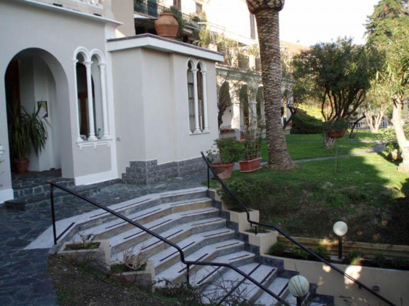 Vista esterna della casa vacanze Affitto Appartamento 108846 Levanto