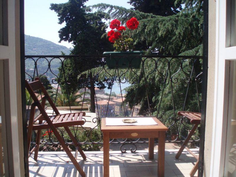 Vista dalla casa vacanze Affitto Appartamento 108846 Levanto