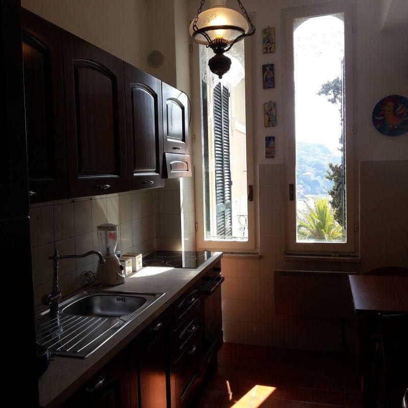 Cucina separata Affitto Appartamento 108846 Levanto