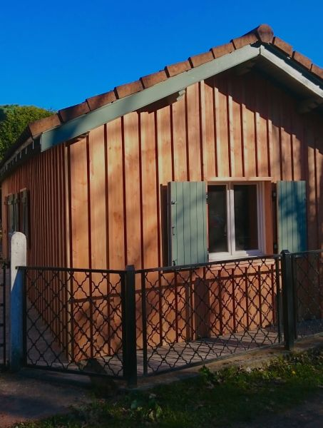 Vista esterna della casa vacanze Affitto Agriturismo 108872 Andernos les Bains