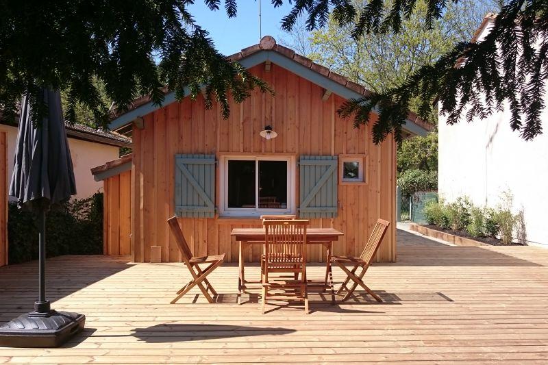 Vista dalla casa vacanze Affitto Agriturismo 108872 Andernos les Bains