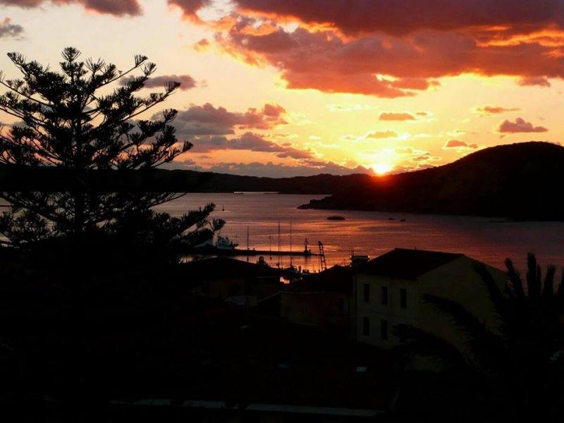 Vista dalla casa vacanze Affitto Casa 109530 La Maddalena