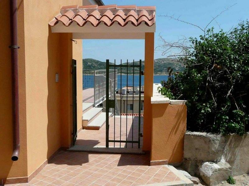 Vista esterna della casa vacanze Affitto Casa 109530 La Maddalena
