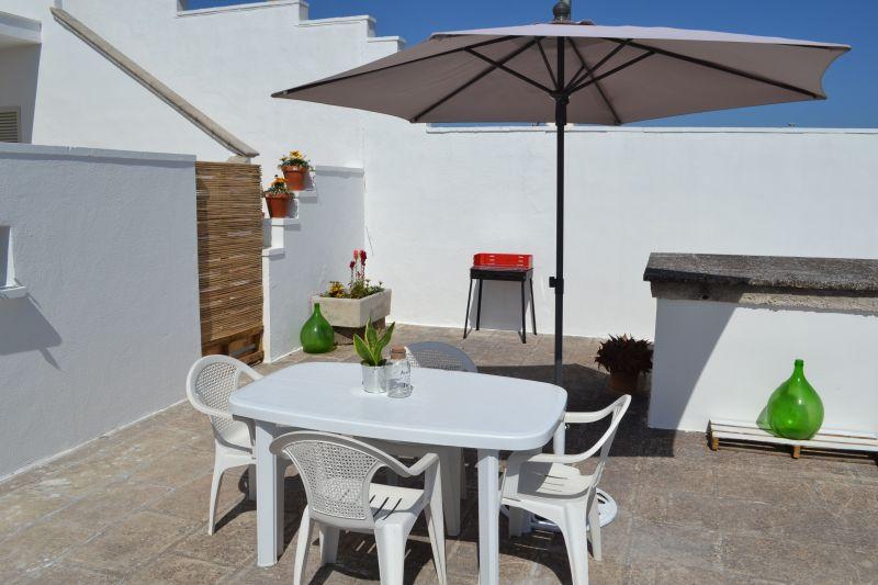 Terrazzo Affitto Appartamento 110079 Tricase