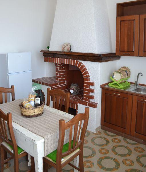 Sala da pranzo Affitto Appartamento 110079 Tricase