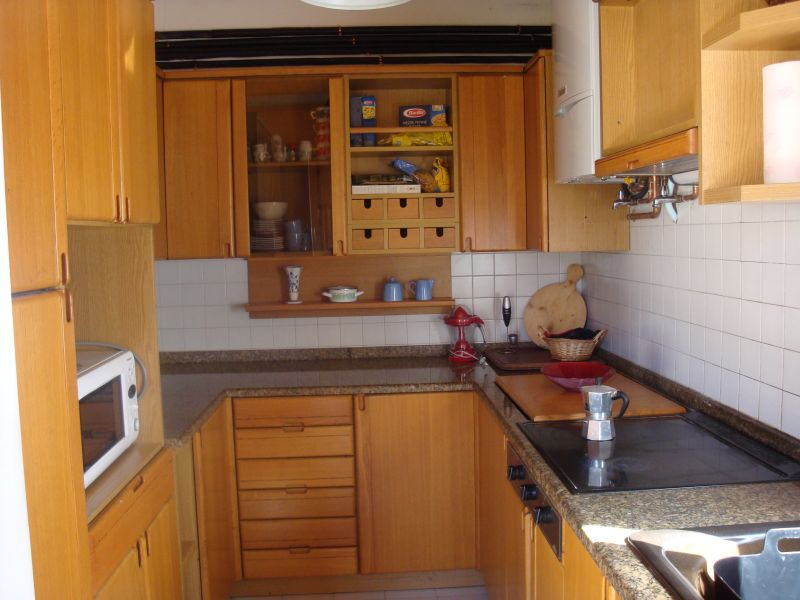 Cucina separata Affitto Appartamento 110350 Auronzo di Cadore