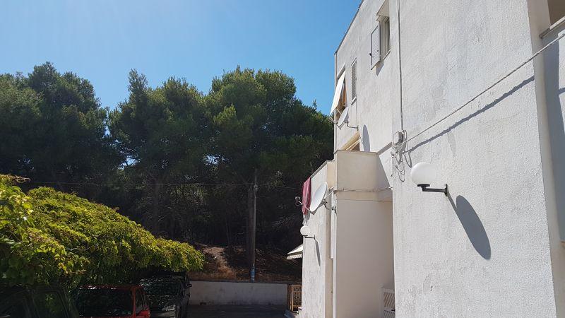 Vista esterna della casa vacanze Affitto Appartamento 111089 Gallipoli