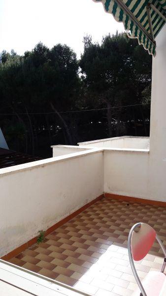 Vista dal balcone Affitto Appartamento 111089 Gallipoli