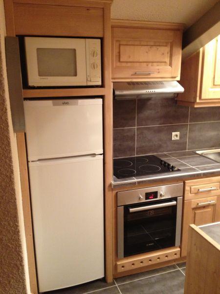 Cucina all'americana Affitto Appartamento 112508 Méribel