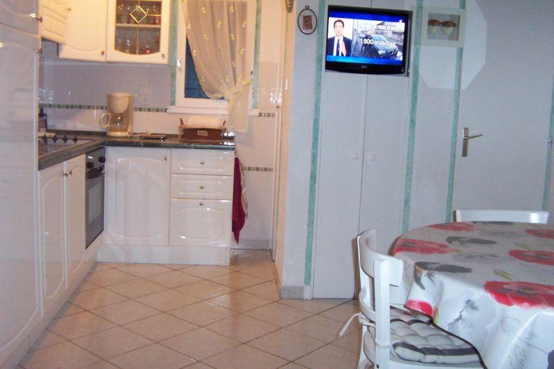 Angolo cottura Affitto Casa 113190 Quiberon