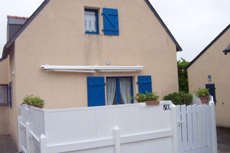 Vista esterna della casa vacanze Affitto Casa 113190 Quiberon