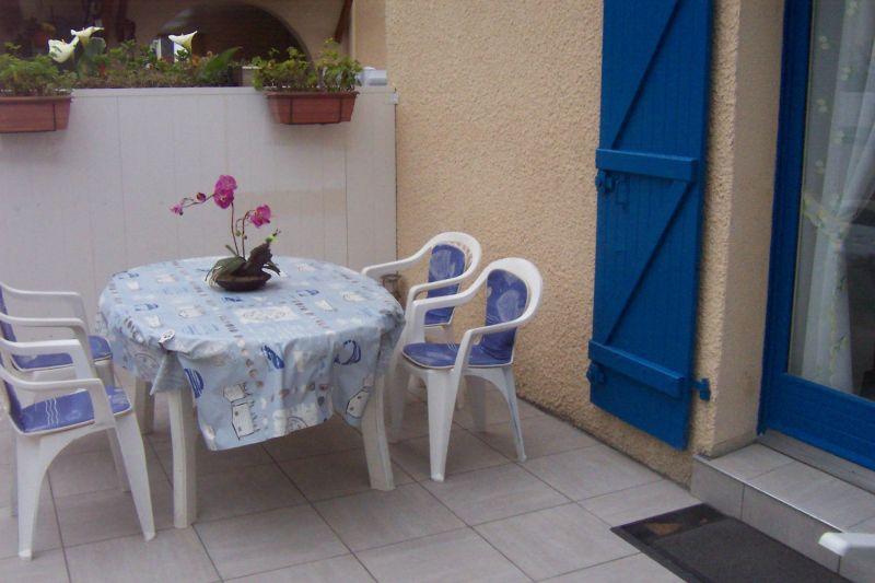 Vista dal terrazzo Affitto Casa 113190 Quiberon