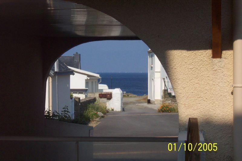 Vista dalla casa vacanze Affitto Casa 113190 Quiberon