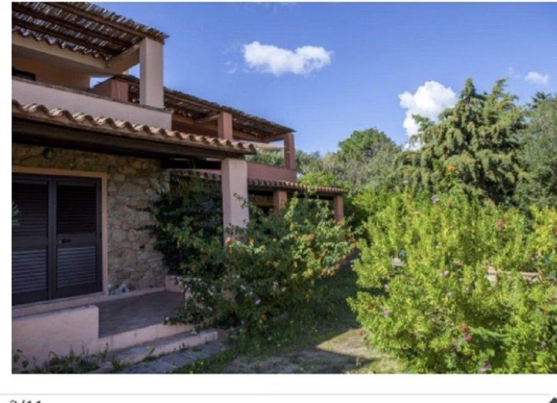 Vista esterna della casa vacanze Affitto Appartamento 113879 San Teodoro