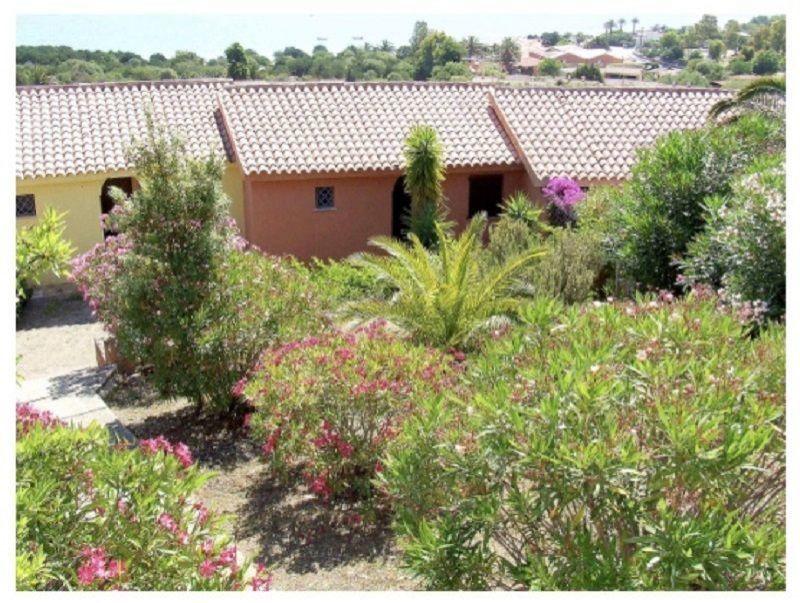 Vista dalla casa vacanze Affitto Appartamento 113879 San Teodoro