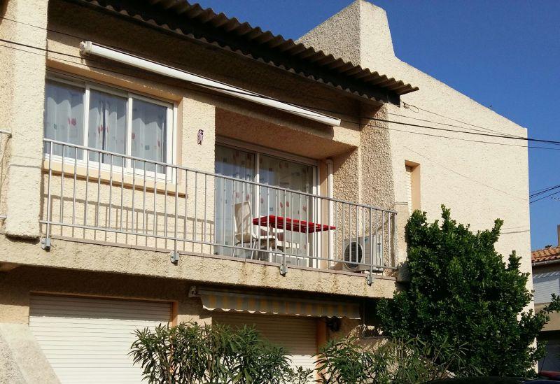 Balcone Affitto Appartamento 114582 Gruissan-Plage