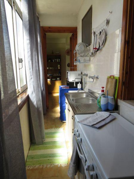 Angolo cottura Affitto Appartamento 115967 Torre dell'Orso