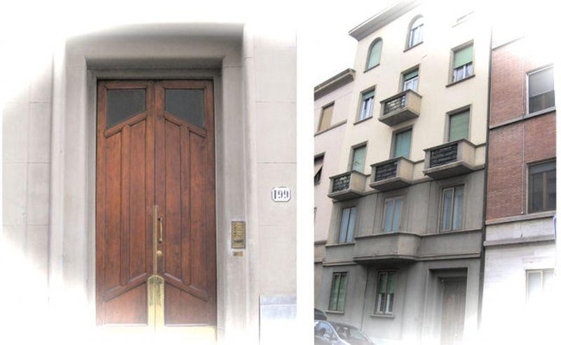Vista esterna della casa vacanze Affitto Appartamento 117432 Firenze