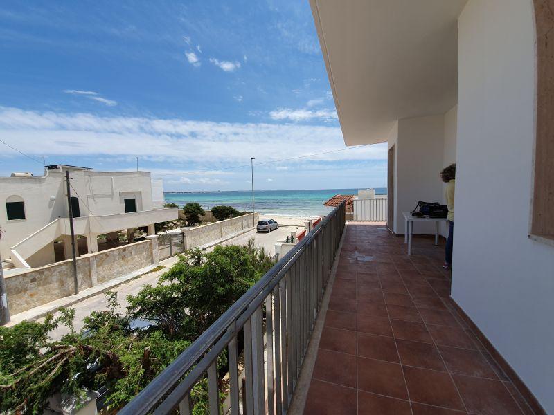 Vista dalla casa vacanze Affitto Appartamento 117577 Porto Cesareo